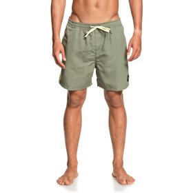 Quiksilver Beach Please Volley 16 Shorts Men four leaf clover